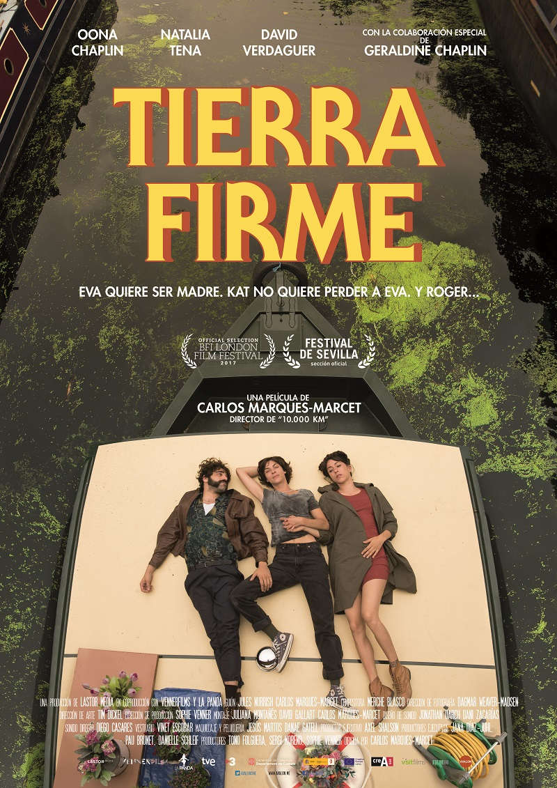 Cartel de la película Tierra Firme