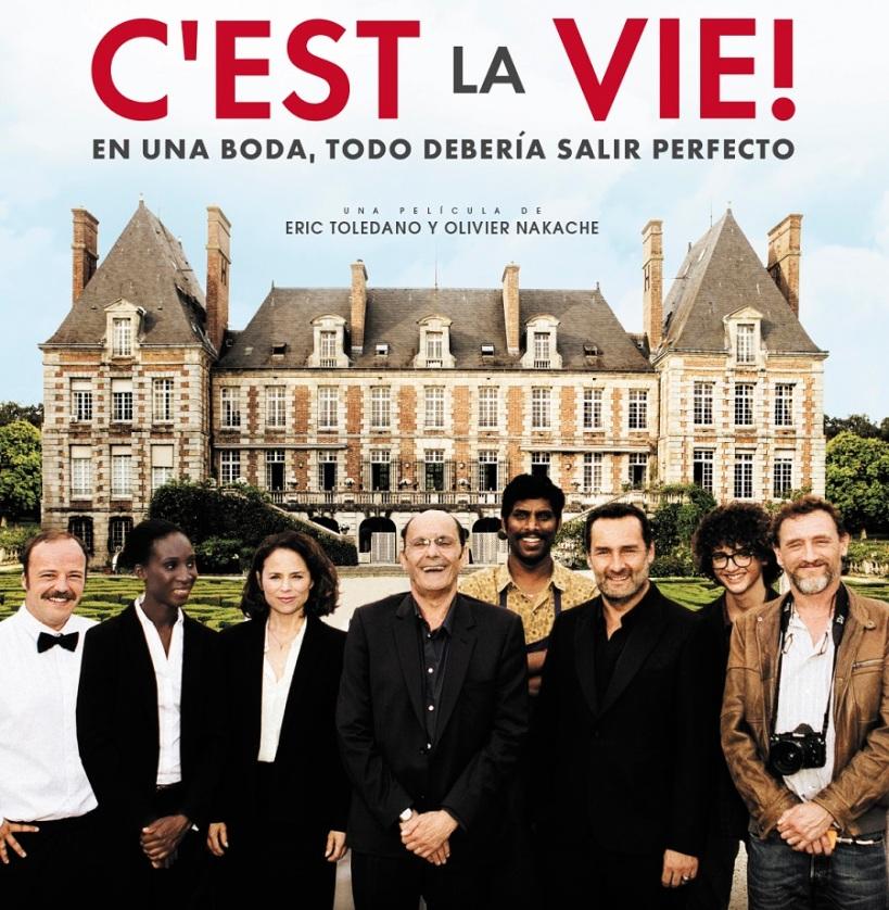 Cartel de la película C'ets la vie
