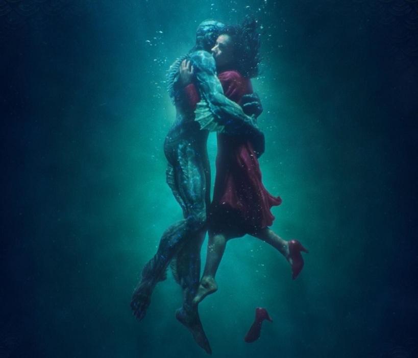 Poster de la película La Forma del Agua