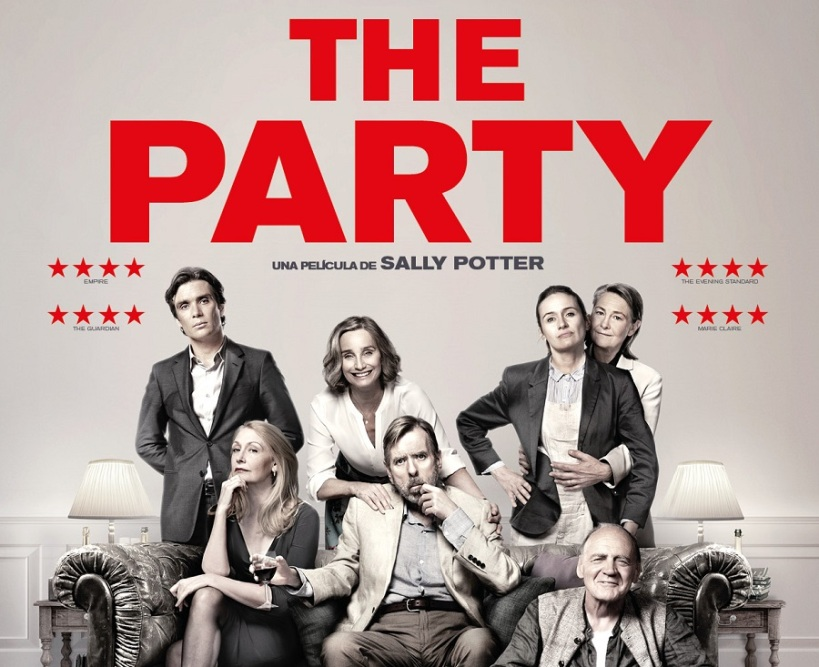 Poster de la pelicula The Party