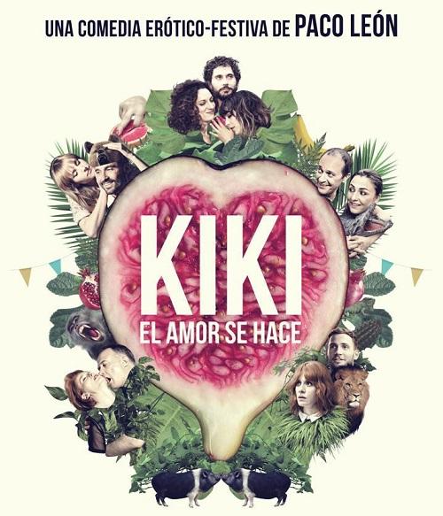 Cartel de la película Kiki, el amor se hace