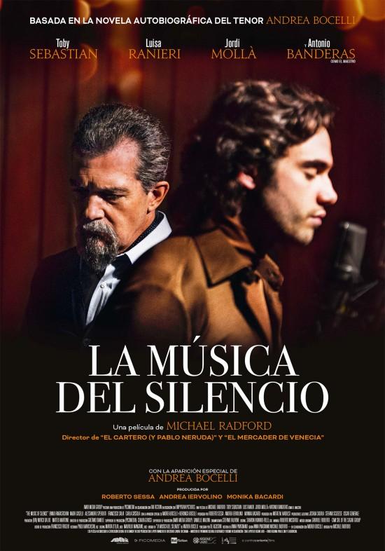 Poster de la película La Música del Silencio