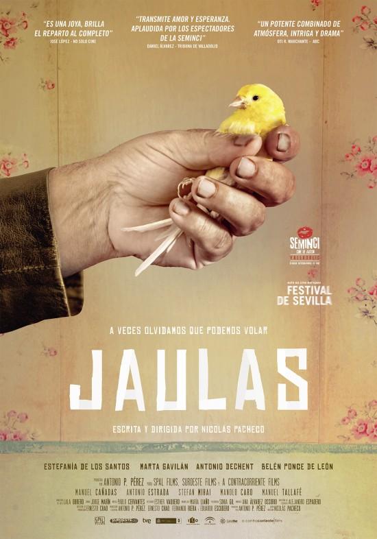 Cartel de la película Jaulas