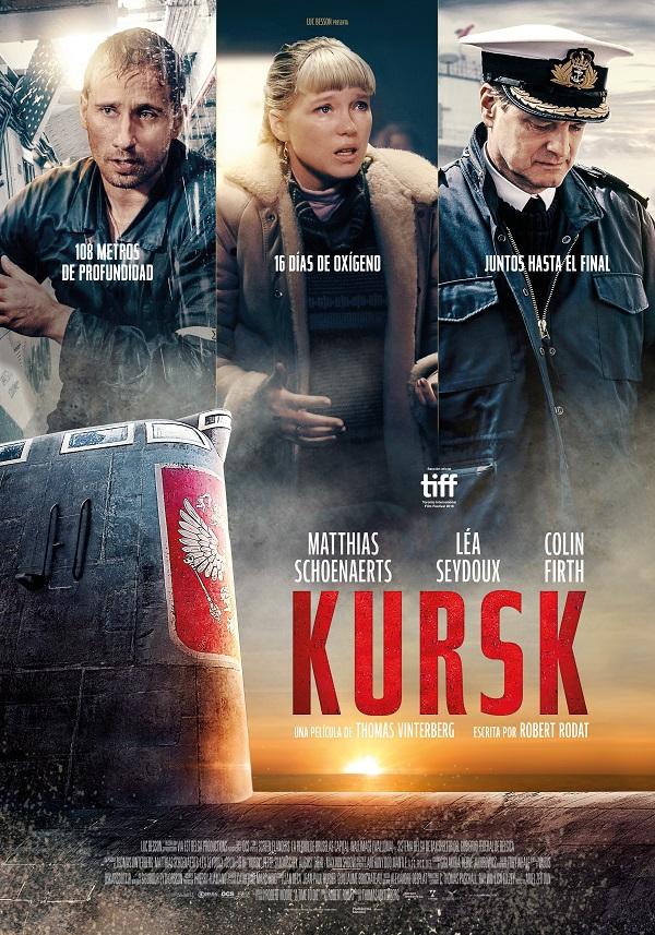 Cartel de la película KURSK