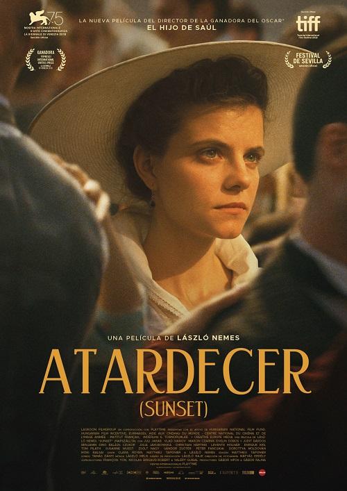 Cartel de la película ATARDECER