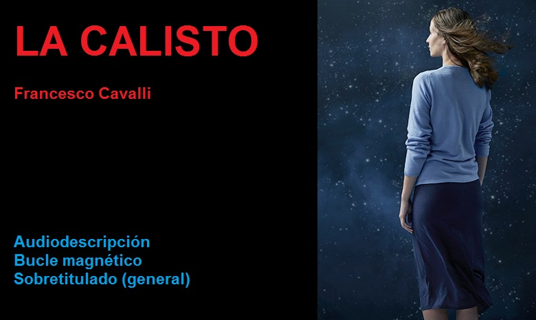 Cartel de la ópera La Calisto