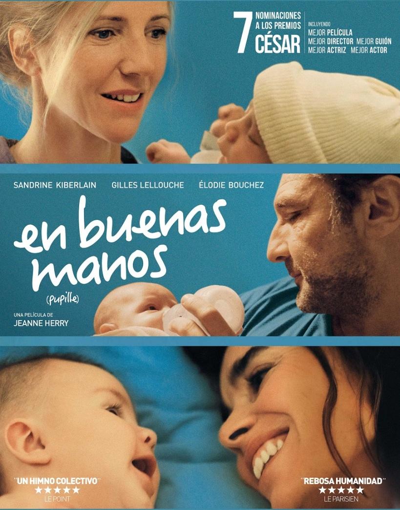 Cartel de la película En Buenas Manos