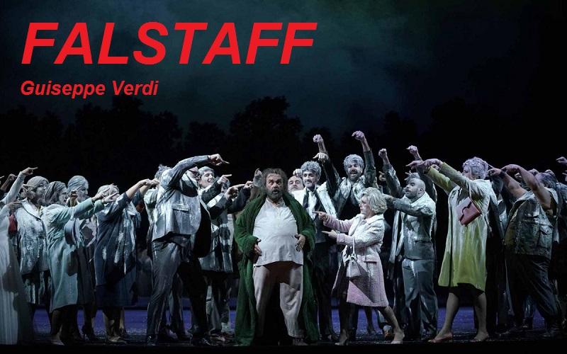 Imagen de la ópera Falstaff