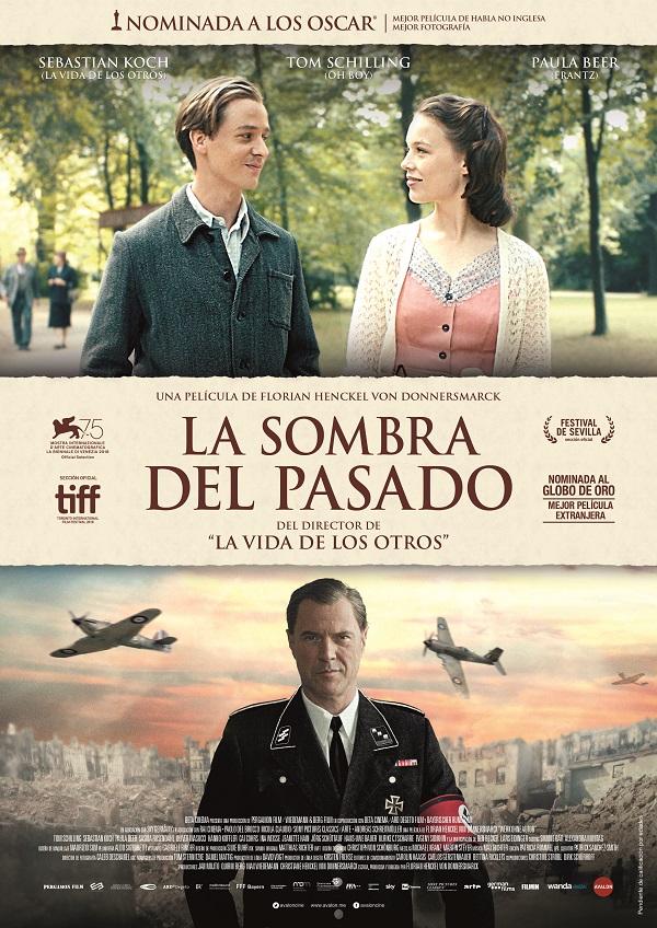 Cartel de la película La Sombra del Pasado