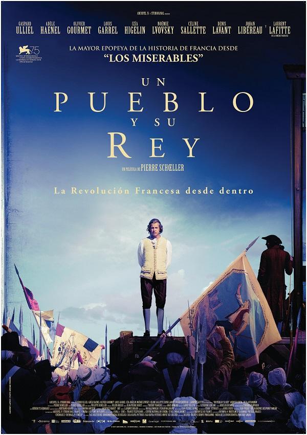 Cartel de la película u pueblo y su rey