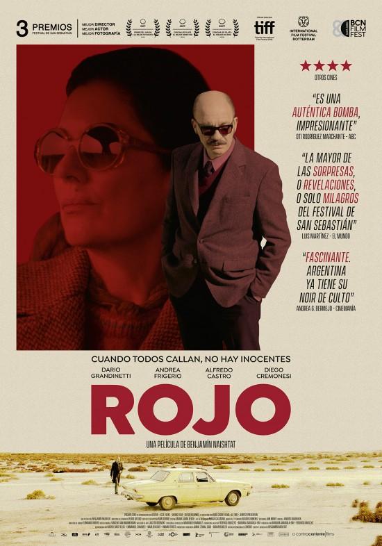 Cartel de la película Rojo