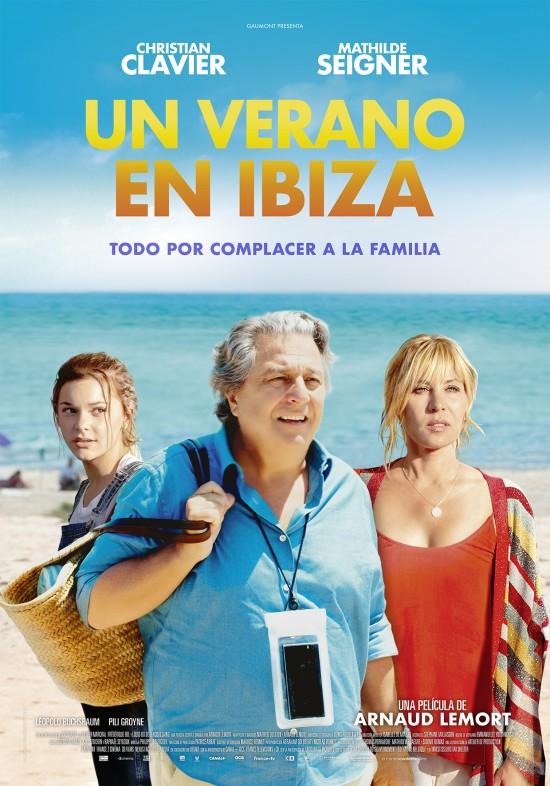 Cartel de la película Un Verano en Ibiza