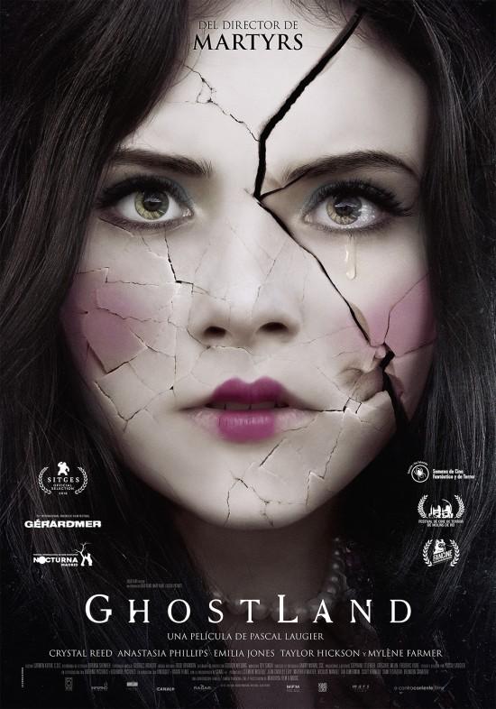 Cartel de la película Ghostland