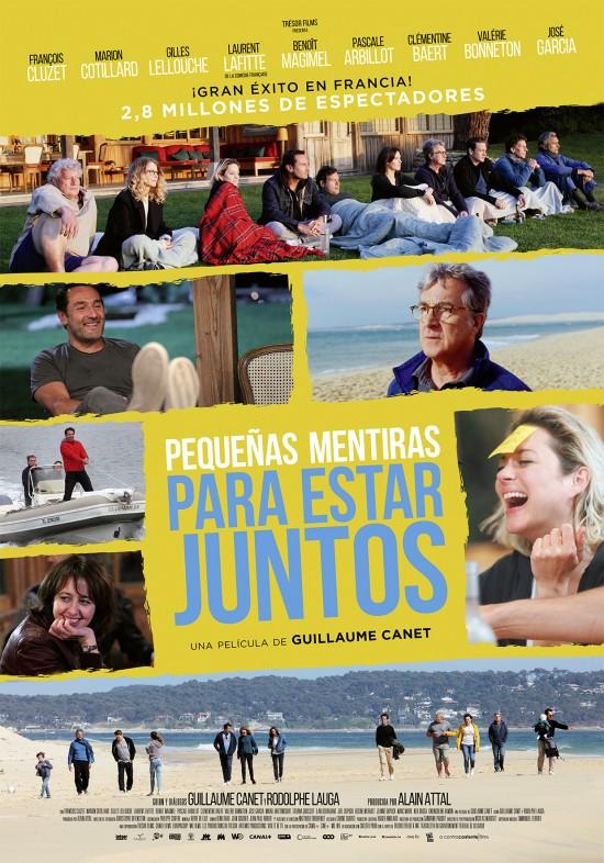 Cartel de la película Pequeñas Mentiras Para Estar Juntos