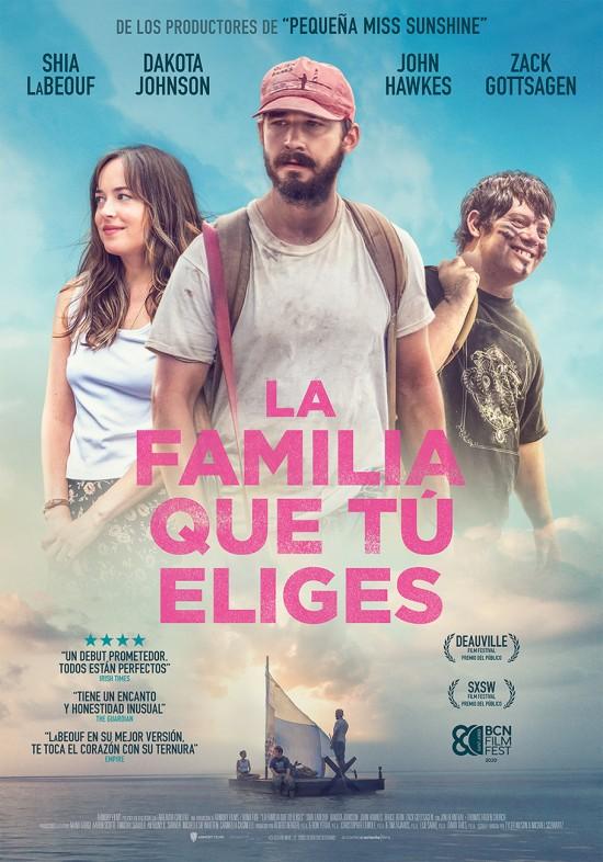 Cartel de la película La Familia que tú Eliges