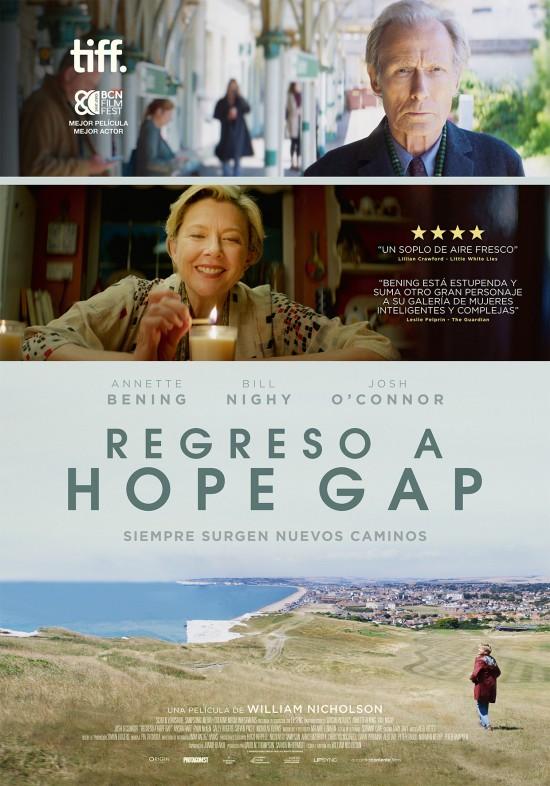 Cartel de la película Regreso a Hope Gap