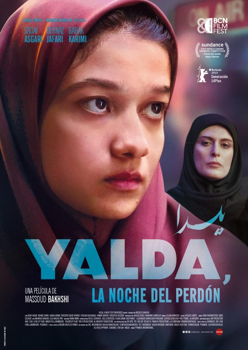 Cartel de la película Yalda