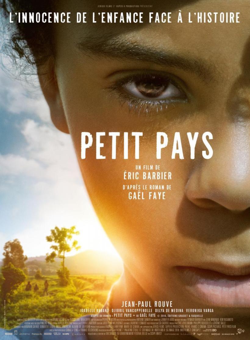 Cartel de la película Pequeño País.