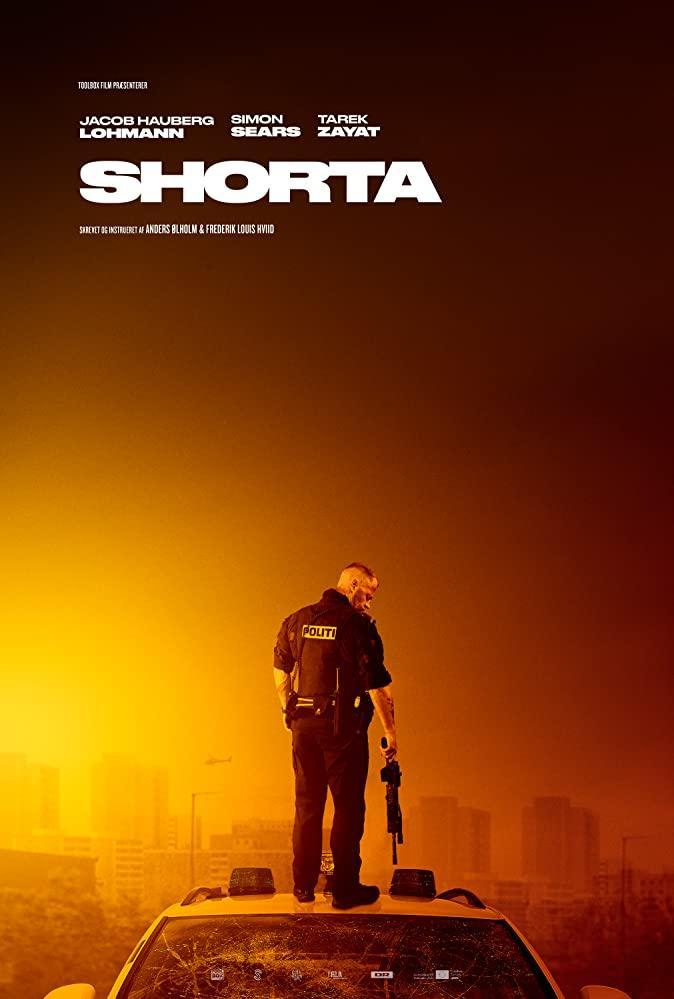 Cartel del la película Shorta.