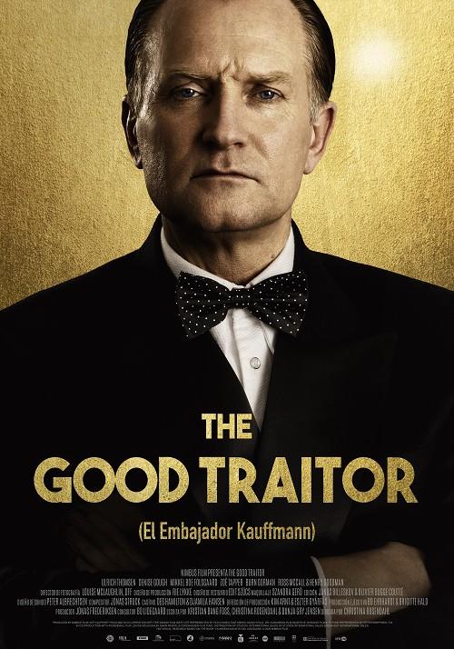 Cartel del apelícula The Good Traitor