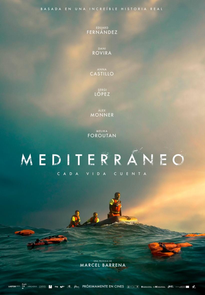 Cartel de la película Mediterráneo